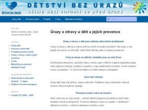 www.detstvibezurazu.cz